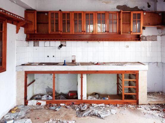 kitchen demolition south shore